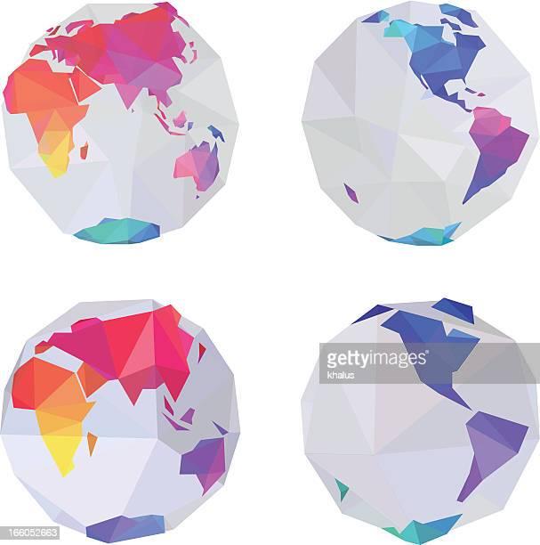 ?World globe