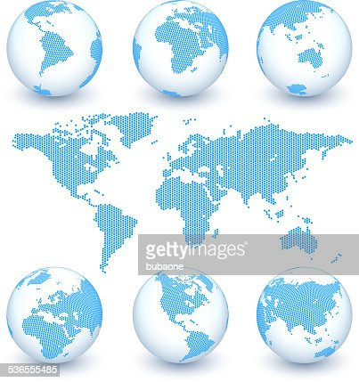 World map and globe set royalty free vector art vector art getty world map and globe set royalty free vector art vector art gumiabroncs Choice Image
