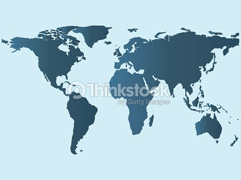 World map wallpaper earth vector art thinkstock world map wallpaper earth vector art gumiabroncs Image collections