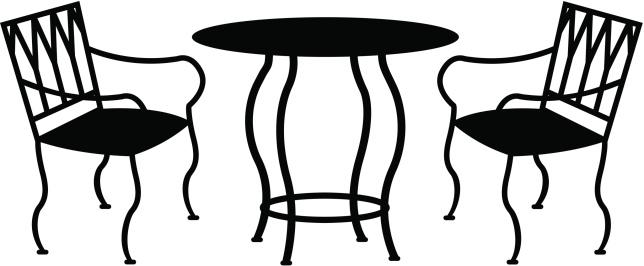 free clip art patio furniture - photo #5