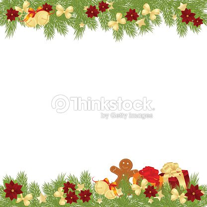 Xmas Frame Vector Art | Thinkstock