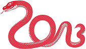 Year of the snake 2013.