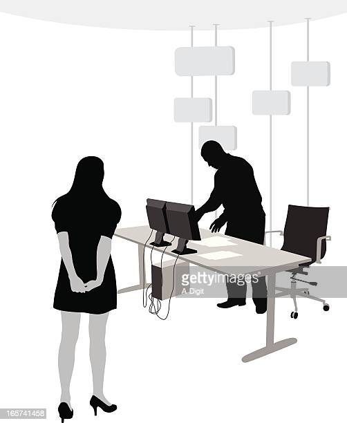 You Busy? Vector Silhouette