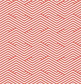 seamless abstract geometric zigzag pattern.