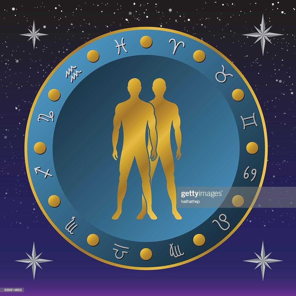 zodiac sign : Vector Art