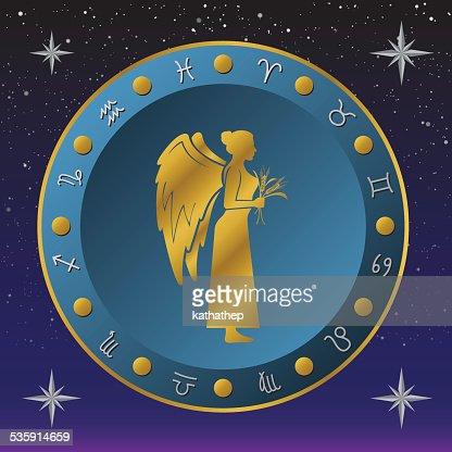 Signo del zodíaco : Arte vectorial