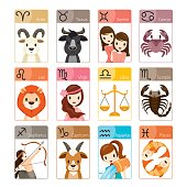 Astrological, Constellation, Western, Fortunetelling, Animal