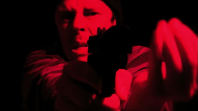GUN MAN RED (HD)