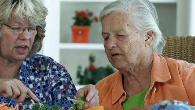 NUTRITION FOR THE ELDERLY-1080HD