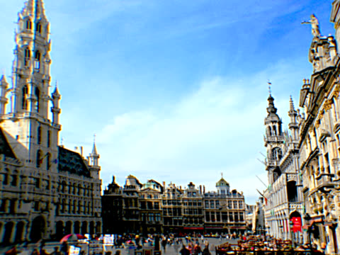BRUSSELS - GRAND PLACE 1, PAL