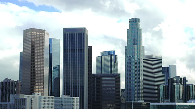 LOS ANGELES SKYLINE 02A