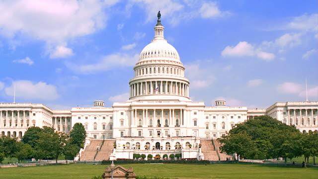 WASHINGTON D.C. - CAPITOL BUILDING 01CU