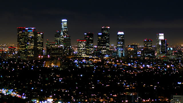 LOS ANGELES SKYLINE 7