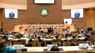 ADDIS ABABA AFRICAN UNION AU