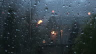 RAIN ON WINDOW 4