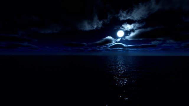 SEA MOON LANDSCAPE (HD)