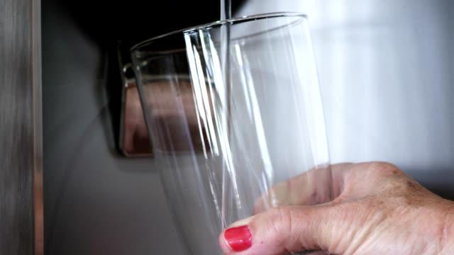 WATER FROM REFRIGERATOR DOOR