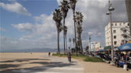 CYCLE PATH AND VENICE BOARDWALK