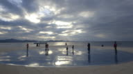 SUN SALUTATION ON ZADAR QUAY