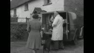 SFLP077X Film rushes ex Special Enquiry 1951