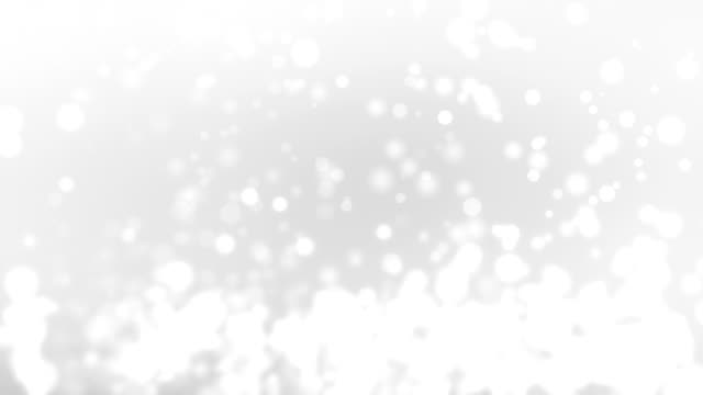 BRIGHT GRAY PARTICLE BACKGROUND