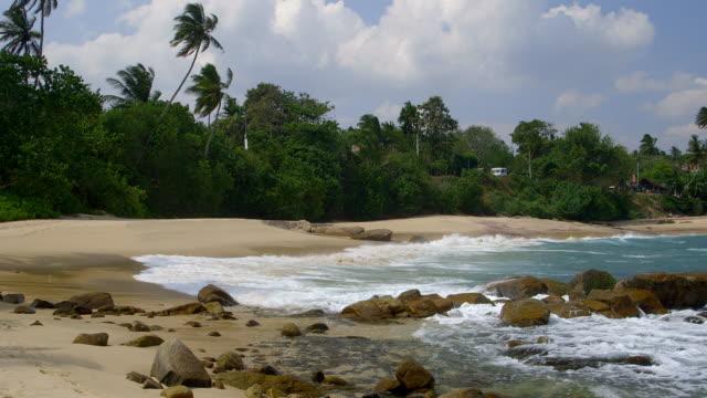 GOLDEN BEACH ROCKS AND INDIAN OCEAN