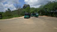 LION ROCK AND GREEN TUC TUCS