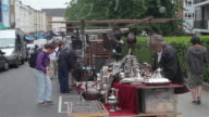 ANTIQUE STALL