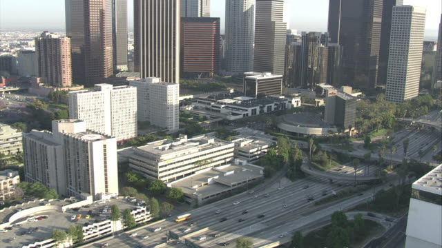 AERIAL OF 101 FREEWAY