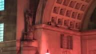 news rushes lib/mi5 hq night/ 0502/20/12 ABRA943D