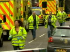 AL QAEDA BOMBING CAMPAIGN ON LONDON TRANSPORT NETWORK