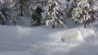 HD 1080i ATV Snow Plowing 2