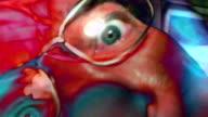 HD 1080i Crazy Psycho Man