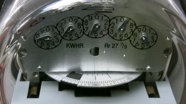 HD 1080i Electric Meter