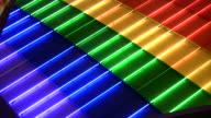 HD 1080i Las Vegas Neon Lights flickering 39