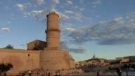 HD 1080 i: Marsiglia/Fort Saint Jean