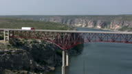 HD 1080 i camion andando over Texas, Ponte 7