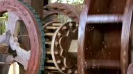 HD 1080i Water Wheel Gears 2