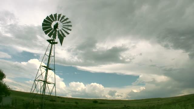 HD 1080i West Texas Windmill 4