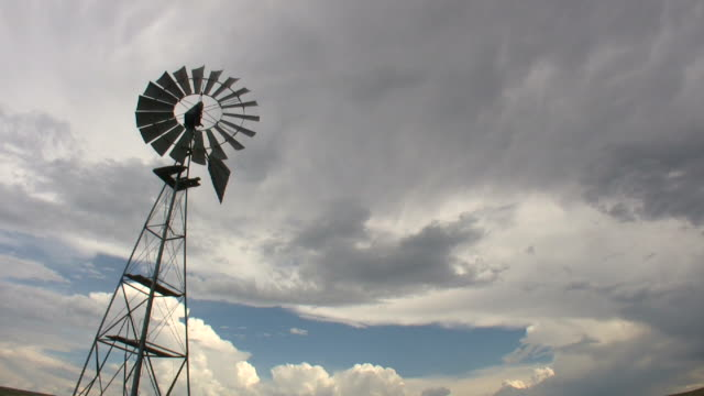 HD 1080 i West Texas Windmühle 7
