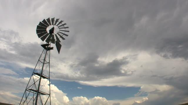 HD 1080i West Texas Windmill 7
