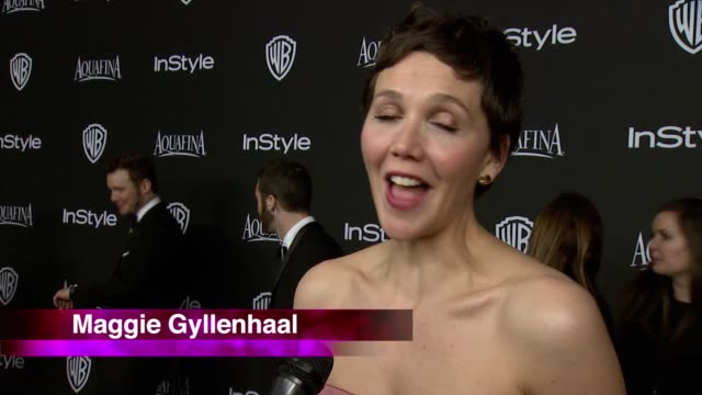 CHYRON 16th Annual InStyle And Warner Bros Golden Globe AfterParty in Los Angeles CA