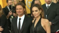 18th Annual Screen Actors Guild Awards Arrivals Los Angeles CA United States 01/29/12