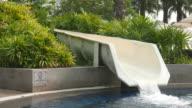 HD 1920x1080 - Pool water tube