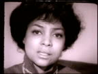 RUBY DEE MS Actress Ruby Dee talking about Lillian Smith Smith's character racism slavery sex occupation greed white guilt African Americans blacks...