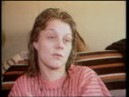 part 3 139735 2121986 EDINBURGH prostitutes Tricia Donna at home interview Tricia interview Donna who hasn't yet Tricia Donna dressed up for the...