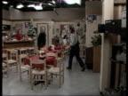 part 3 T04118809 4111988 NEIGHBOURS the Australian soap opera being shot in Melbourne studio