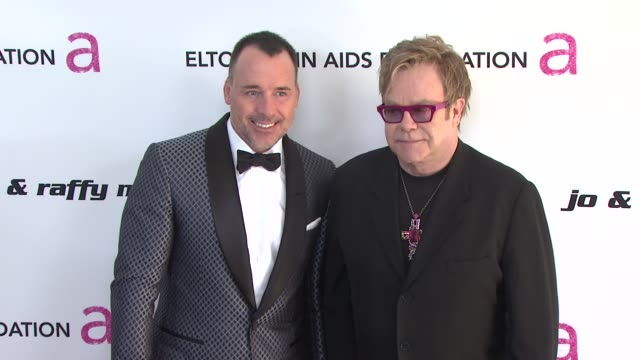 19th Annual Elton John AIDS Foundation Academy Awards Viewing Party Los Angeles CA United States 2/27/11