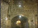 1st May 2000 MS TD PAN Women in hijabs inside Saint Massoumeh shrine / Qum, Iran