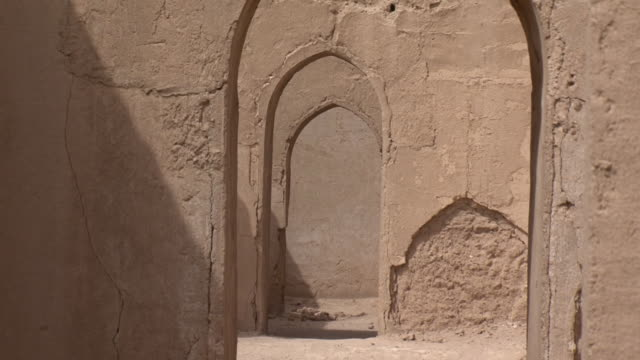 20th Jul 2009 MS ZO WS Kushla old Ottoman Empire era army base / Baghdad Iraq
